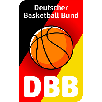 Deutscher Basketballbund (DBB) -> http://www.basketball-bund.de